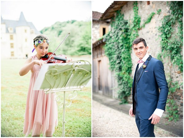 Rustic French Country Wedding Inspiration Oh My Guy