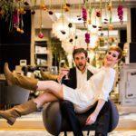 mariage rock inspiration Twiggy costume marié 9