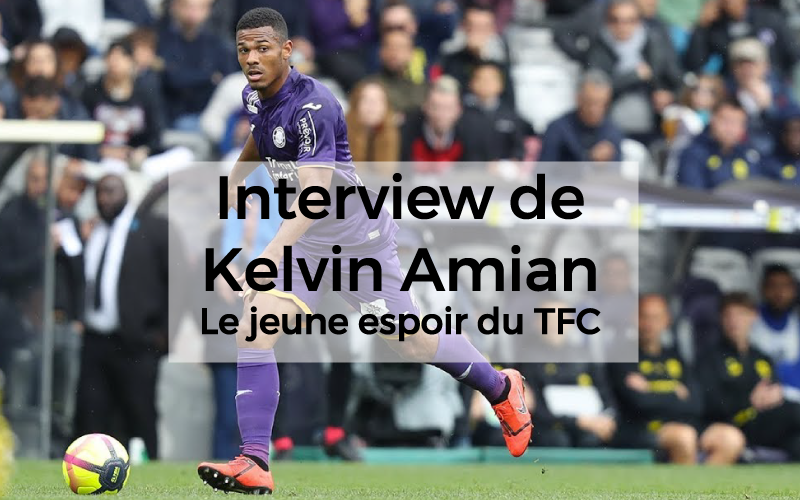 Interview Kelvin Amian mariage costume