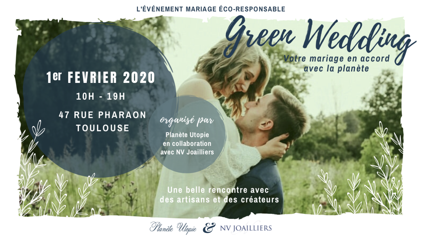 Green Wedding Toulouse